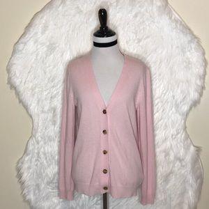 Vineyard Vines Pink Cardigan